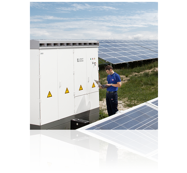 SMA O&M Services for commercial PV plants