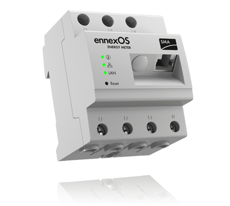 SMA ENERGY METER powered by ennexOS