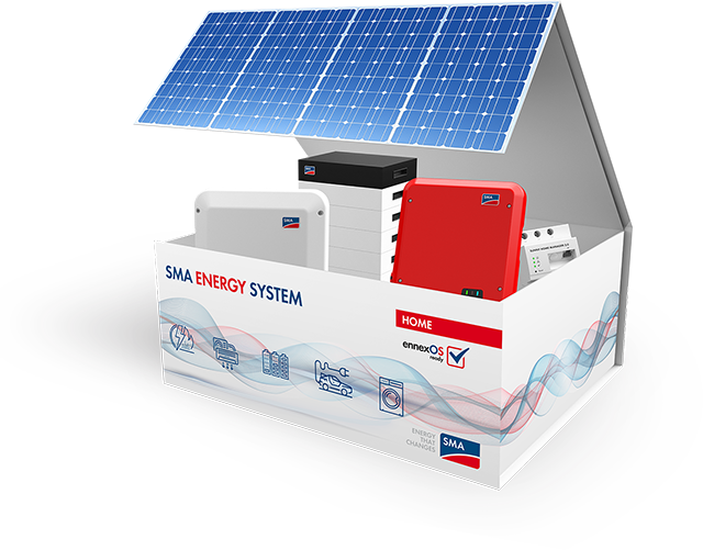 SMA Energy System Home - All in one package - ready to go